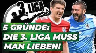 3. Liga: Die coolste Profi-Liga Deutschlands! |5 Gründe