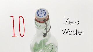 Zero Waste или 10 способов отказаться от пластика