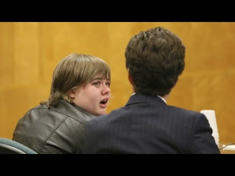 Second Slender Man stabbing defendant committed for 40 years