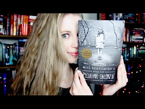 MISS PEREGRINES HOME FOR PECULIAR CHILDREN BY RANSOM RIGGS | booktalk with XTINEMAY