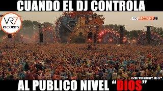 """Cuando el DJ Controla al Publico Nivel """"DIOS"""" - ©2017 VR7 Record"""