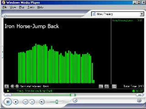 IronHorse-Jump Back