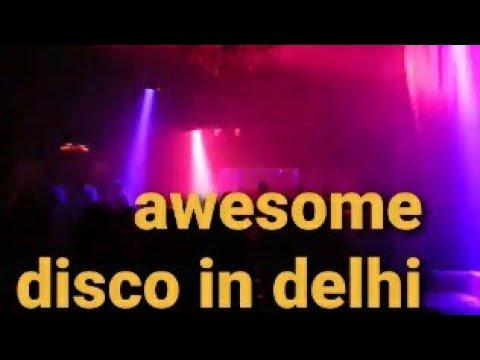 Indian disco club in delhi