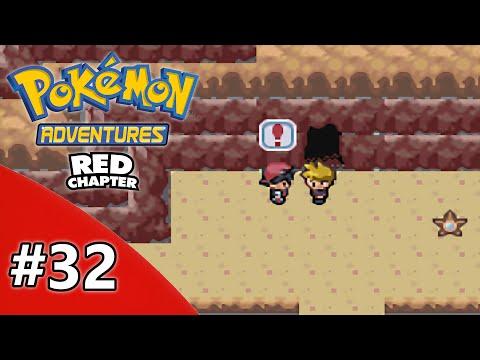 Pokemon Adventure Red Chapter Nuzlocke Challenge - Part 32 - Diving Shenanigans