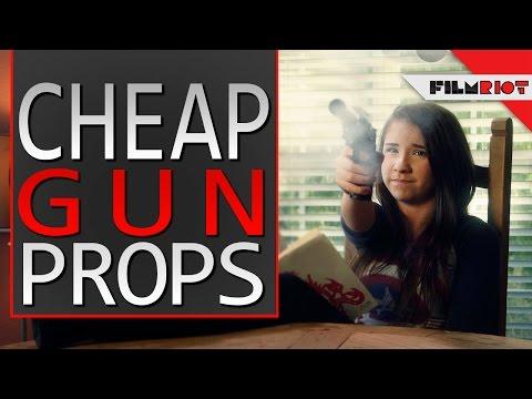 Realistic Guns for Cheap!