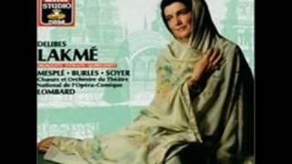 LAKMÉ - SOUS DOME EPAIS (Flower Duet)