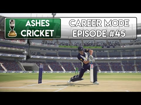 ONE DAY CUP FINAL - Ashes Cricket Career Mode #45