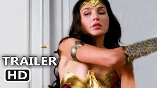 WONDER WOMAN 1984 Trailer Teaser (NEW 2020) Wonder Woman 2, Gal Gadot Action Movie