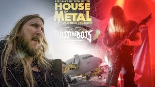 vlog house of metal the haunted and enki cases