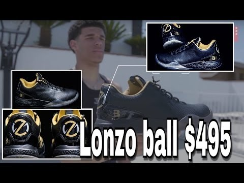 Why Lonzo Ball's $495 Sneakers BROKE All The RULES In Business!!!