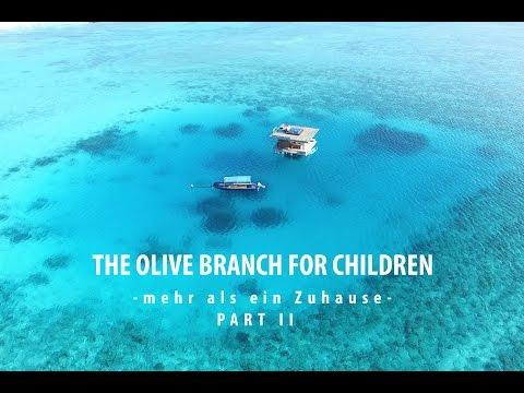 The Olive Branch for Children - Doku Teil 2 / 2 | Safari Ruaha National Park + Zanzibar & Pemba