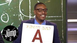 Paul Pierce, Zach Lowe Split Over Philadelphia 76ers Offseason Grade | The Jump | ESPN