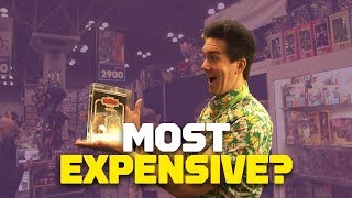 3 of the Most Ridiculously Expensive Collectibles You Can Buy - NYCC 2018