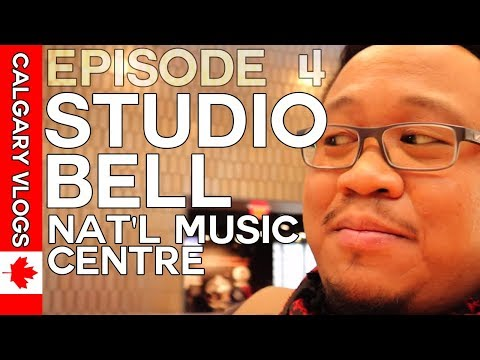 Adventures with Arvin : Episode 4 - Studio Bell, Home of the National Music Centre