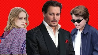 Johnny Depp's kids: Everything you need to know about them