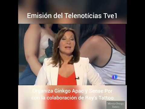 Reportaje para el Telenoticias TVE1 España