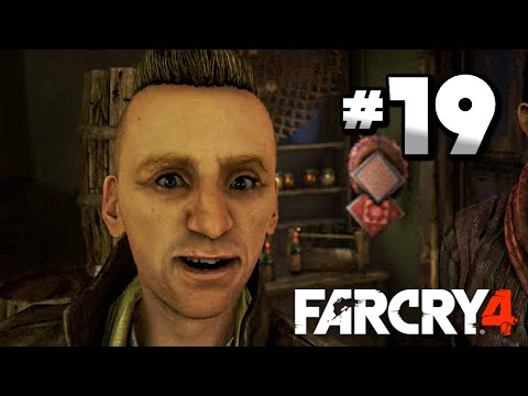 Far Cry 4 · Gameplay Walkthrough Part 19 - Mission: The Protector's Arrival ¦ PS4 1080p
