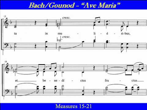 Bach-Gounod-Soprano-Ave Maria-Score.wmv