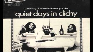 Repeat youtube video 02 Country Joe McDonald-Nys' Love [Quiet Days in Clichy (1970) OST]