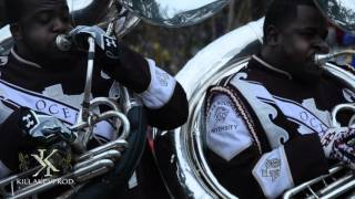 Mississippi Valley State v.s. Texas Southern University - Tuba Battle @ Endymion 2016