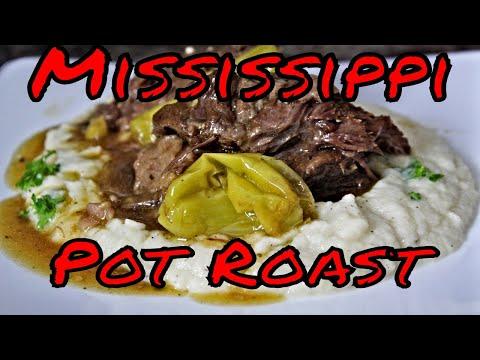 Mississippi Pot Roast ( Power Pressure Cooker XL )