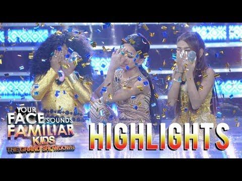 YFSF Kids 2018 Highlights: TNT Boys As Jessie J, Ariana Grande, And Nicki Minaj   Grand Winner