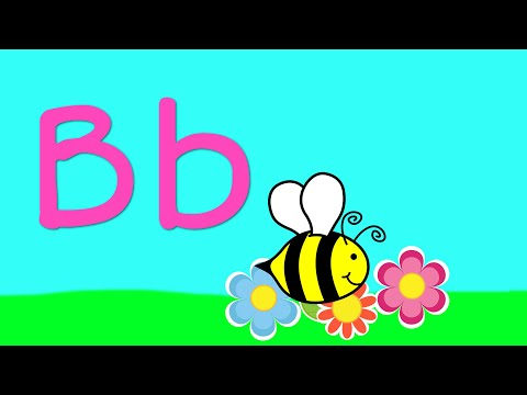 Betty the Bee Letter B Poem: Alphabet Videos for Kids - FreeSchool Early Birds from YouTube · Duration:  37 seconds