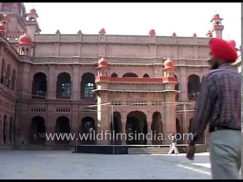 Khalsa College in Amritsar, Punjab