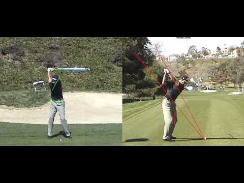 Professional Golf Swing Analysis: Adam Scott