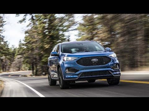 2019 Ford Edge ST - Reviews: Ford Performance and Drive