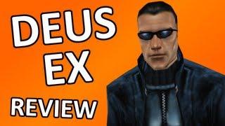 Deus Ex REVIEW - Cyberpunk conspiracy simulator
