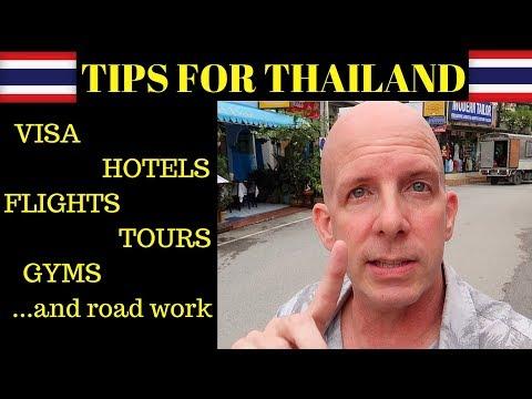 TOURIST TRAVELING TIPS FOR THAILAND v395