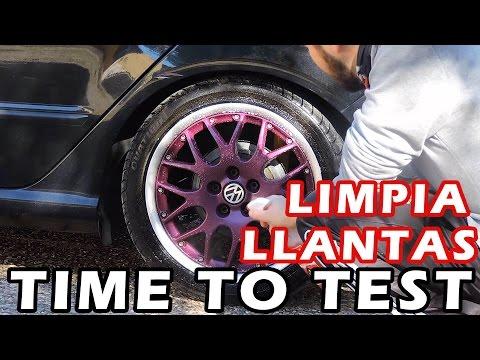 LIMPIA LLANTAS | SAN MARINO | Time to Test