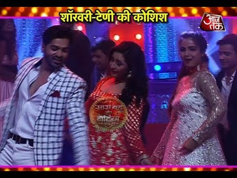 Mahasangam 'Tu Aashiqi'- Teni-Shorvori DANCE with Parth