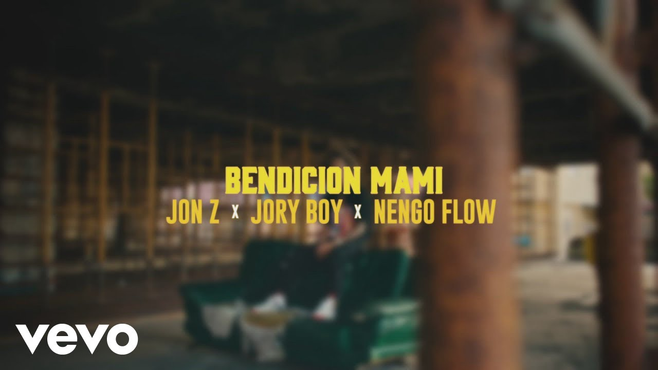 Jory - Bendición Mami - download from YouTube for free