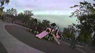 Low Flying in Small Local Park in Surprise, AZ - FIRST TIME IN PARK