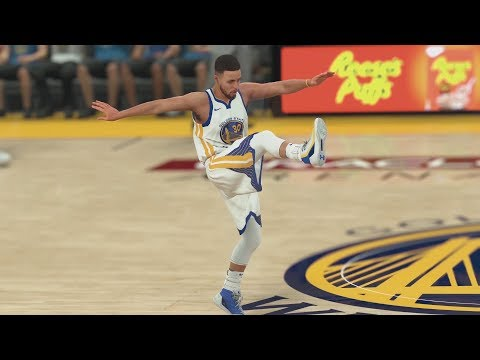 NBA 2K18 New Motion Engine! Gameplay Blog