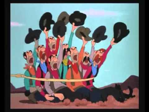Melody Time (1948) - Pecos Bill