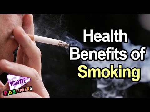 Top 5 Health Benefits of Smoking    Daily Health Tips
