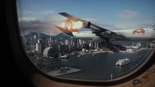 Aeroplane Crash - TMA GraphPics Logo