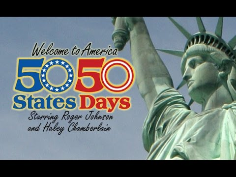 Welcome to America, 50 States 50 Days
