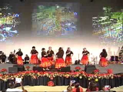 Hula Ministry - Pacific Revival Center