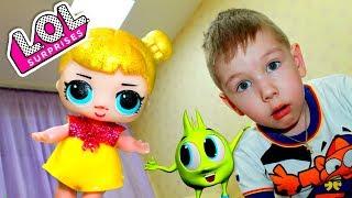 LOL SURPRISE Кукла ЛОЛ стала большой Для детей kids children
