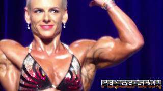 Petra Osterwald At The IFBB/SBFV Swiss Championships 2017 in Basel