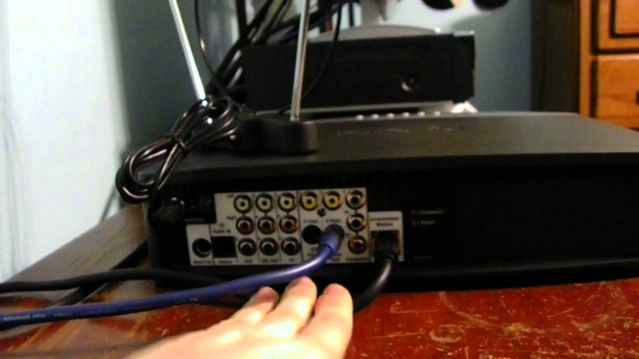 For Home Entertainment System Wiring Diagram Bose 3 2 1 Series Ii Dvd Home Entertainment Systems Youtube