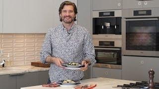 Pasta W/ Italian Sausage & Kale: Speedy Gourmet By Domestic Daddy