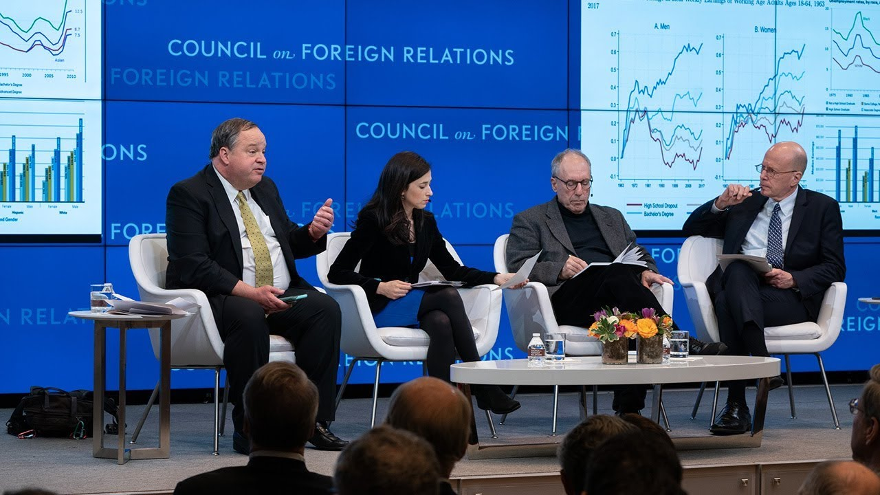 The Future of Democracy Symposium | Council on Foreign Relations