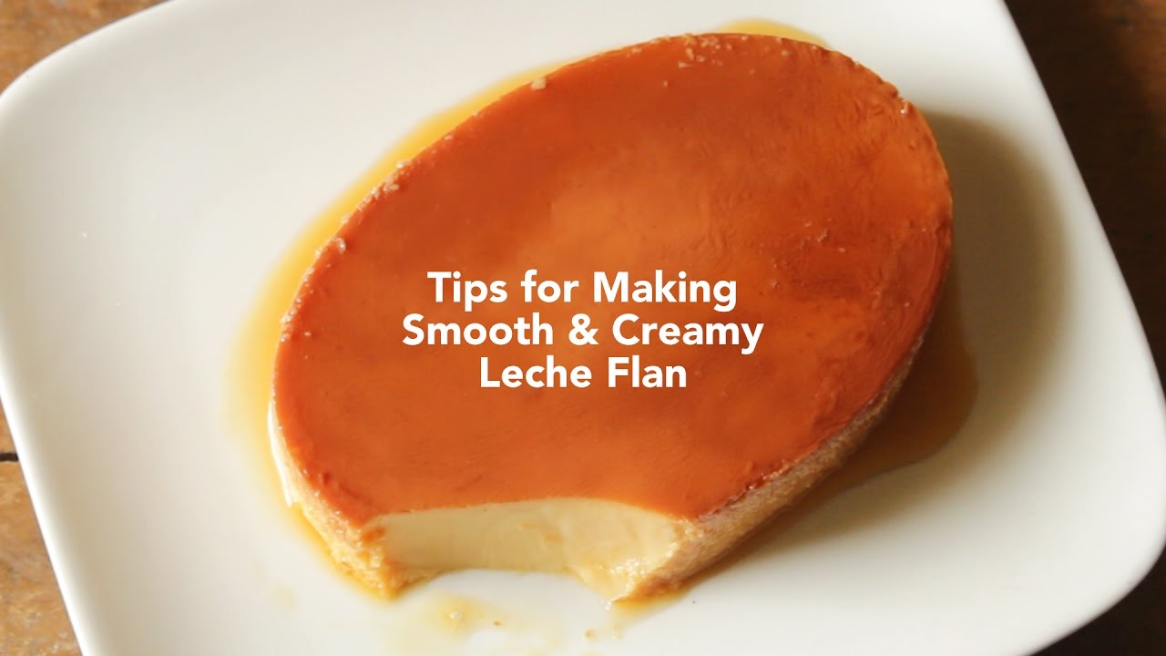 Communication on this topic: How to Make Leche Flan, how-to-make-leche-flan/