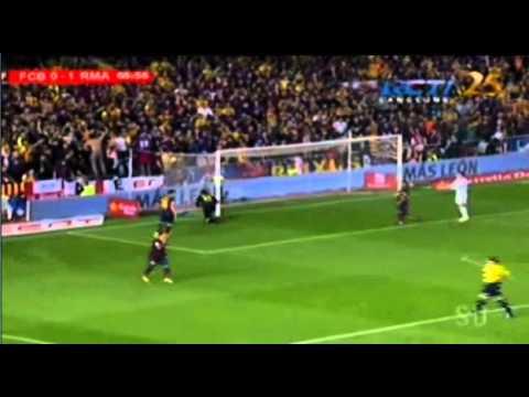 Video Gol-Gol Indah di Final Copa del Rey
