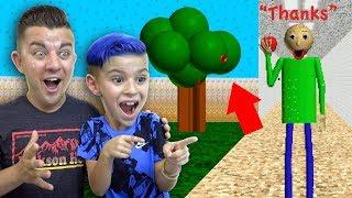 Baldi Is Back! (NEW GAME) This Is Crazy!! BALDI'S BASICS